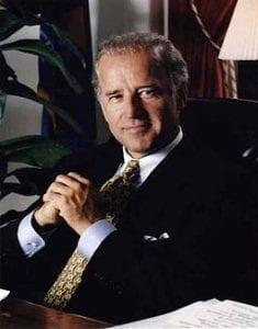Joe Biden has joined Barack Obama on the Democratic ticket