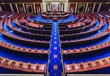 2010 midterm elections, view of House of Representatives chamber