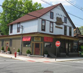 Image shows Hat City Kitchen, which was critical to revitalization efforts in a New Jersey town