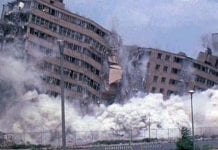 demolition of pruitt igoe