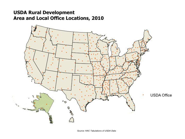 Why Keep Rural Housing Programs at USDA? — Shelterforce Usda Rural Housing Map on usda rural zone map, usda eligibility map of wisconsin, usda eligible area map,