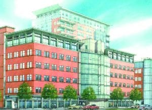 The Whittier Street Health Center.