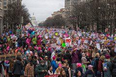 The Women's March, Jan. 21, 2017