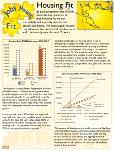 PDF image of graphs demonstrating the Bay Area's affordable housing construction levels.