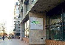 CFPB exterior