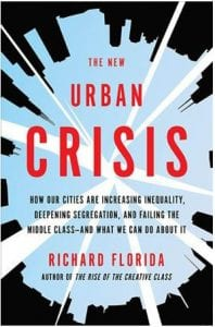 """""""The New Urban Crisis"""" book cover"""