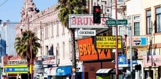 Mission Street, San Francisco