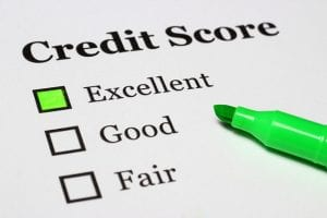 credit score image