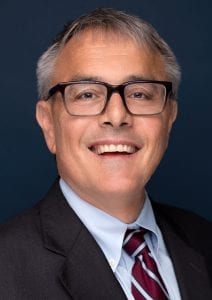 Mark D. Constantine, president and CEO of Richmond Memorial Health Foundation