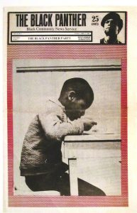 Black Panther newsletter from 1969