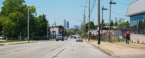 cleveland streetscape