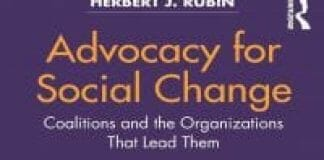 Rubin cover, Advocacy for Social Change