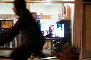 video in window