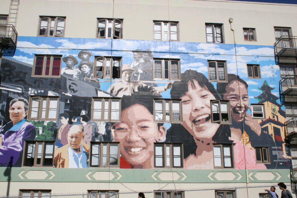 A San Francisco, California, building that was privatized through the RAD program.