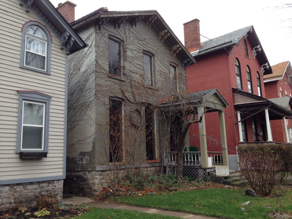 Homes in Buffalo, New York. Land banks are public entities that are designed to play a lead role in returning vacant, abandoned, and tax-delinquent properties to productive uses that are consistent with community priorities.