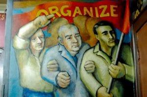 organize mural