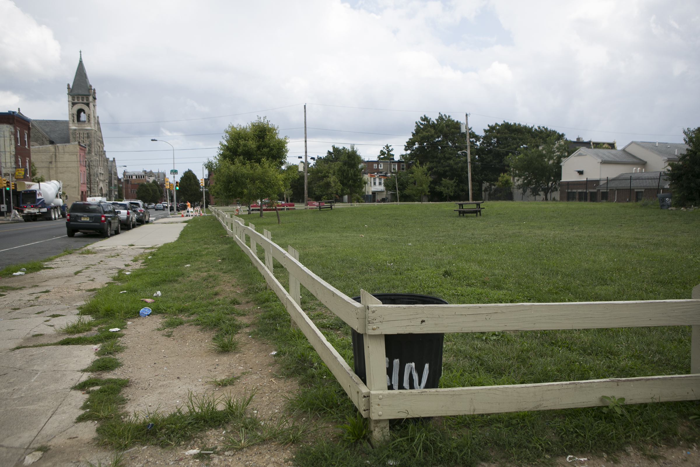 Greening Vacant Lots: Low Cost, Big Effect in Philly — Shelterforce