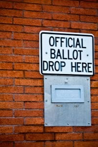 ballot drop