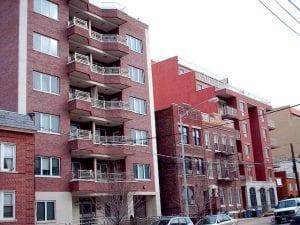 multifamily buildings