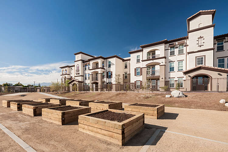 Arrowhead Grove in San Bernardino, California.