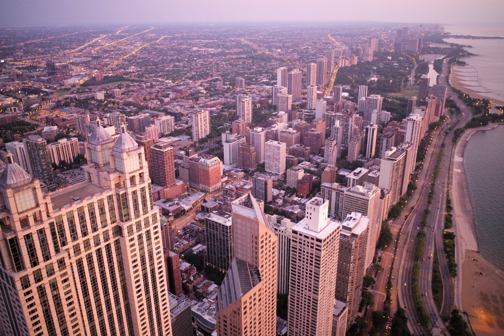 In Chicago, organizations are working to preserve affordable housing by buying properties instead of building new properties.