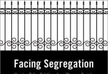 facing segregation book cover