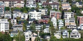 seattle houses in hillside