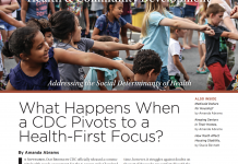 The fourth installment of Shelterforce's Health and Community Development supplement.