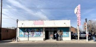 B. Ruppe drugstore in the Barelas neighborhood of Albuquerque, NM