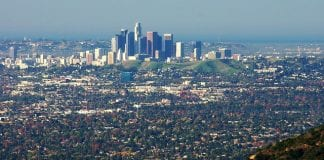 Los Angeles green new deal