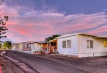 manufactured housing mobile homes