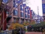 mixed-income townhome development
