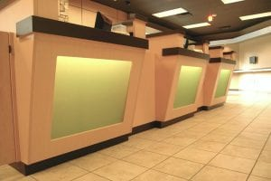 CRA branch counters