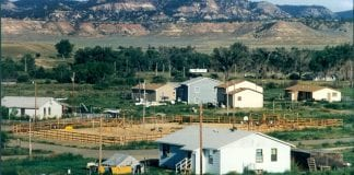 Indian Country homes