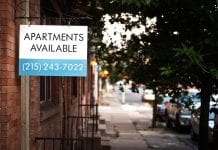 Market rate apartment