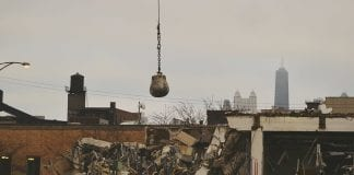 fair housing wrecking ball