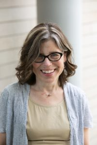 Lisa Daugaard, shown here,was key in developing theLaw Enforcement Assisted Diversion (LEAD)program in King County, Washington.LEAD diverts people who have been stopped for low-level offenses resulting from behavioral issues or extreme poverty into harmreduction-style case management,