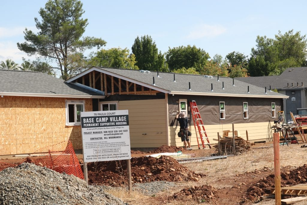 Nonprofits use inmate labor to build housing