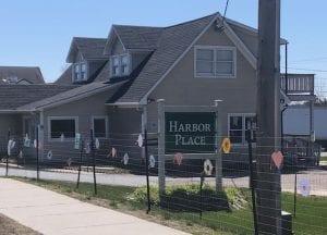housing the homeless with COVID-19; Harbor Place motel, Burlington, Vt.
