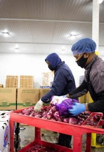 providing food in a pandemic: