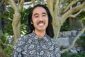 Scott Oshima. Photo courtesy of the Japanese American Cultural and Community Center