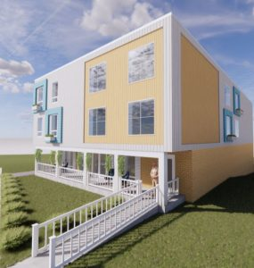 Mary's House in Washington, D.C. intends to build its first LGBTQ-friendly affordable property, a 15-bedroom house.