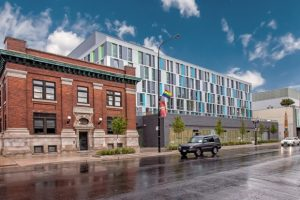 Town Hall Apartments is Chicago's first LGBTQ-welcoming, 100 percent affordable housing development.