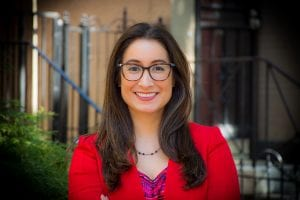 headshot of Jennifer Cossyleon, who took part in a roundtable on proposals for the federal housing agenda