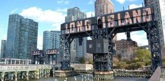 Long Island City's high rises.